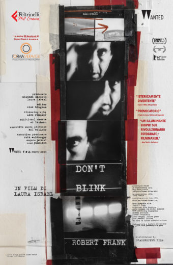 Robert Frank - Don't blink