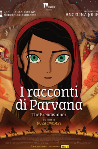 The Breadwinner - I racconti di Parvana